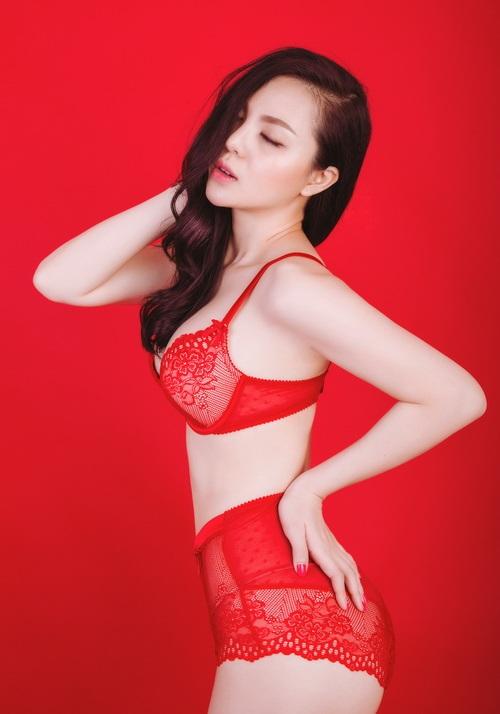 Á hậu Trà Giang sexy hết cỡ với bikini - 6