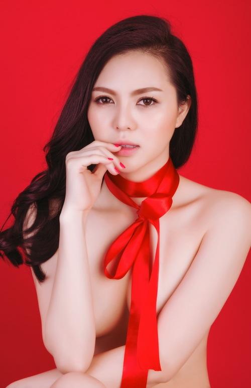 Á hậu Trà Giang sexy hết cỡ với bikini - 7