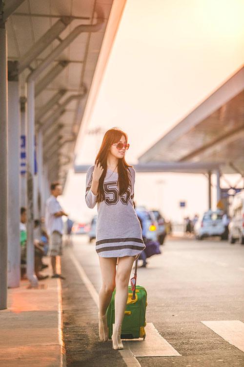 "mai phuong thuy phu nhan ""di my voi ban trai"" - 1"
