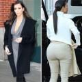 """Làng sao - Eva """"soi"""" 20/2: Kim Kardashian """"giấu nhẹm"""" vòng 3"""