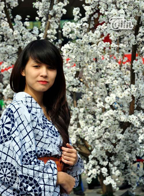 Thiếu nữ Việt xinh tươi sườn xám, hanbok-6