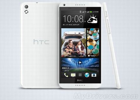 Lộ cấu hình chi tiết phablet nhiều màu HTC Desire 8-1