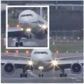 Tin tức - Thót tim cảnh Boeing 767 hạ cánh như trực thăng