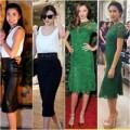 Thời trang - Hà Tăng bắt chước phong cách Miranda Kerr?
