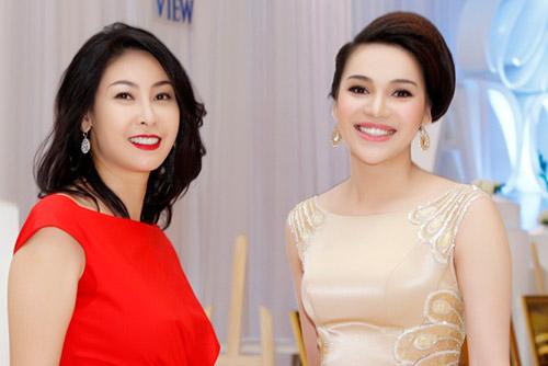 """HH Hà Kiều Anh mặn mà """"gái hai con""""-3"""