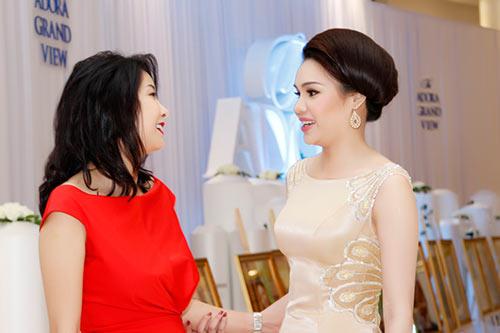 """HH Hà Kiều Anh mặn mà """"gái hai con""""-4"""
