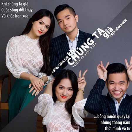 """huong giang idol che hong phuoc """"kem coi"""" - 3"""