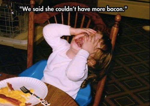 Cười nắc nẻ với ảnh hài 'khó đỡ' của bé-8