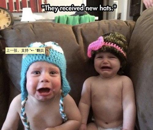 Cười nắc nẻ với ảnh hài 'khó đỡ' của bé-11