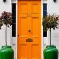 Nhà đẹp - 'Tai hại' 2 nhà mở cửa đối diện nhau