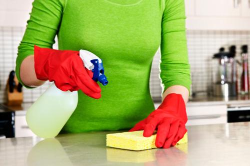 5 sai lầm tẩy rửa dễ gây 'chết người' - 4
