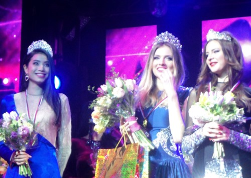 thi sinh vn gianh a hau 1 miss world sport 2014 - 2