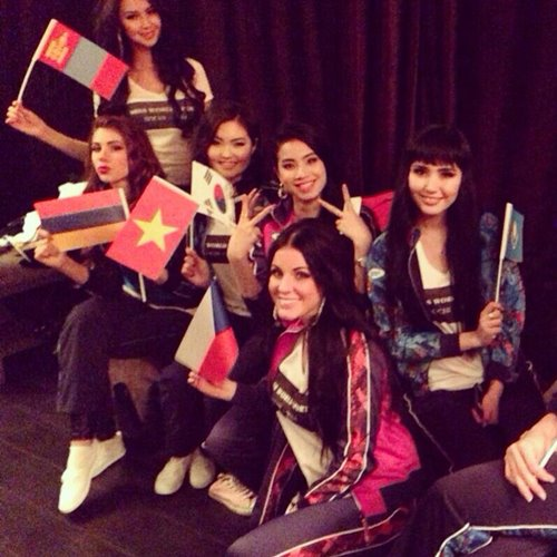 thi sinh vn gianh a hau 1 miss world sport 2014 - 4