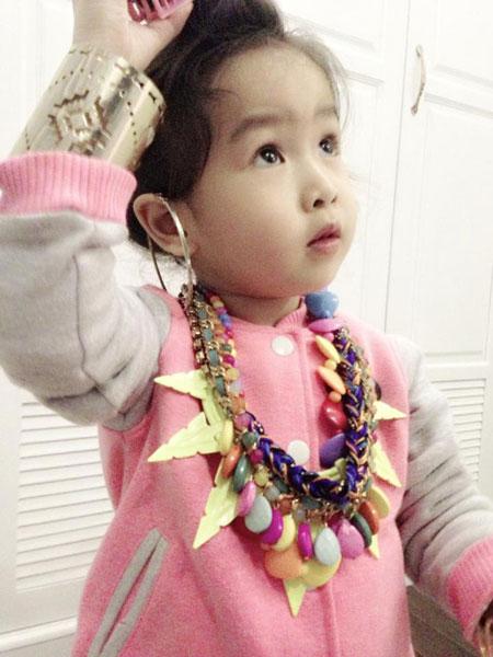 Mê mệt nét dễ thương con gái Lưu Hương Giang - 1