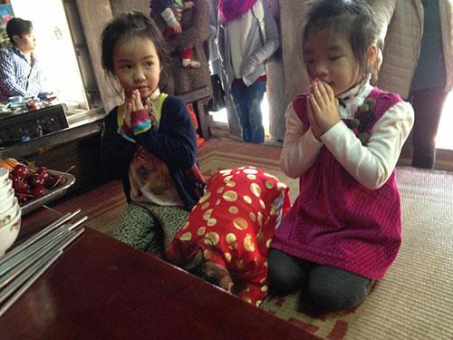 Mê mệt nét dễ thương con gái Lưu Hương Giang - 5