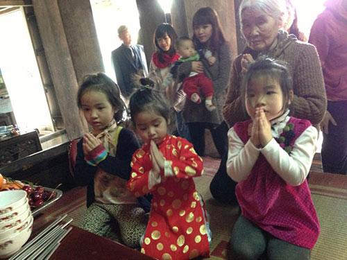 Mê mệt nét dễ thương con gái Lưu Hương Giang - 4