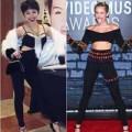 Thời trang - Tóc Tiên nổi loạn chẳng kém Miley Cyrus!
