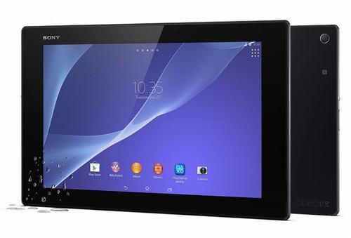 sieu may tinh bang xperia tablet z chinh thuc ra mat - 1