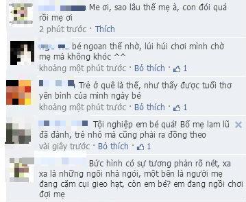 """buc hinh em be """"cho me"""" gay sot cu dan mang - 2"""