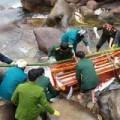 Tin tức - Bác sĩ HN đi trực thăng cấp cứu vụ sập cầu