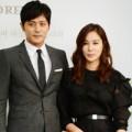 Làng sao - Vợ Jang Dong Gun hạ sinh con gái