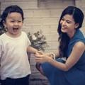Làng sao - Dễ thương biết bao con trai Trương Quỳnh Anh