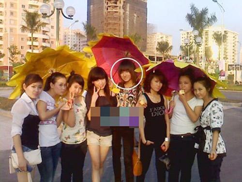 huong giang idol truoc chuyen gioi da dieu da - 2