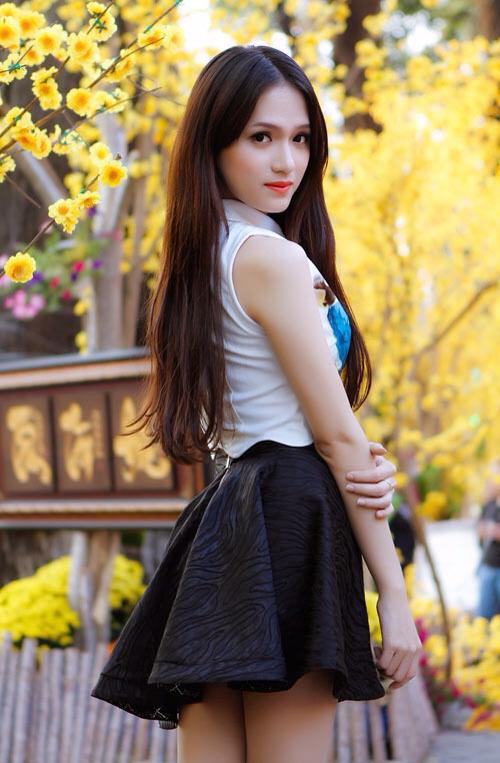 huong giang idol truoc chuyen gioi da dieu da - 17