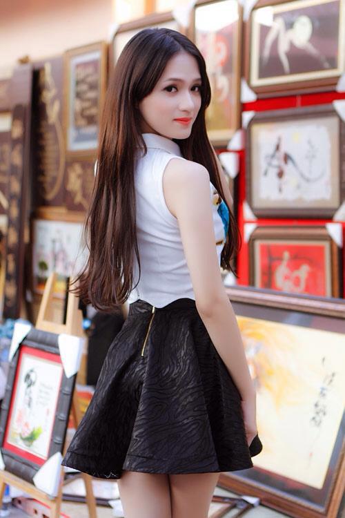 huong giang idol truoc chuyen gioi da dieu da - 12