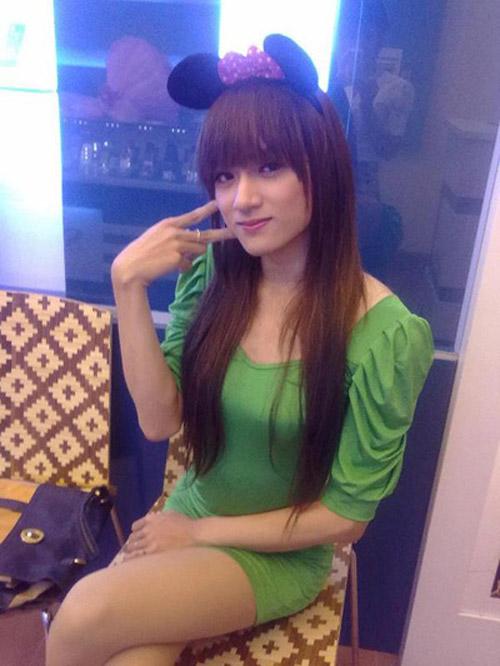 huong giang idol truoc chuyen gioi da dieu da - 6