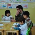 Cấm dạy thêm ngoại ngữ cho trẻ mầm non