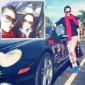 Làng sao - Thu Phương được chồng tặng siêu xe bạc tỷ
