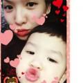 Làng sao - Đan Lê gửi chồng triệu nụ hôn trên facebook