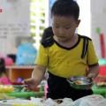 Làm mẹ - Cận cảnh một 'Ngày tự lập' của trẻ TQ