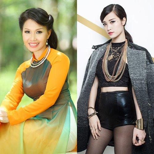 cam ly, dong nhi khong lot top 3 htv awards 2014 - 1