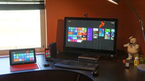 microsoft se update cho windows 8.1 dung ngay...windows xp khai tu - 1