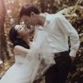 Làng sao - Lộ ảnh cưới Thanh Thanh Hiền và Chế Phong