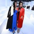 Thời trang - Triệu Vy, Thư Kỳ đọ style tại Paris FW
