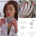 Thời trang - Học Jun Ji Hyun đeo midi ring 'chất lừ'