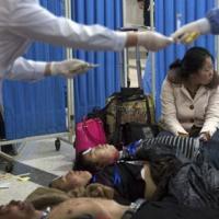 Cận cảnh cuộc tấn công bằng dao ở Côn Minh