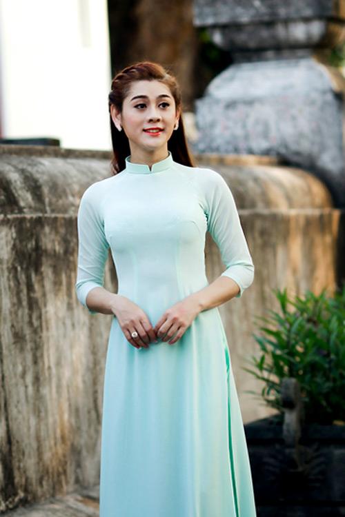 my nhan chuyen gioi duyen dang vói ta áo dài - 8