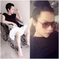 Làm đẹp - 'Bản sao Hà Hồ' đăng ảnh chuyển giới đau đớn