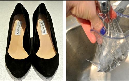 4 mẹo giúp giày chật 'hóa' vừa - 2