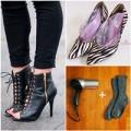 Thời trang - 4 mẹo giúp giày chật 'hóa' vừa