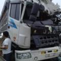 Tin tức - Xe khách đối đầu xe tải, 1 người chết, 1 nguy kịch