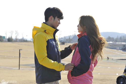 """Do Min Joon mặc đẹp, tình tứ """"người cũ""""-2"""
