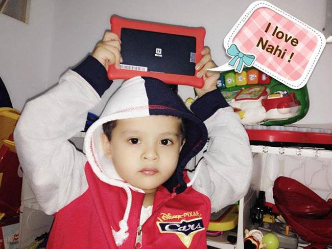 & quot;F1 & quot; nhà Thanh Thúy đẹp trai ngất ngây