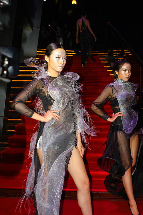 quynh paris tu hao vi len song fashion tv - 5