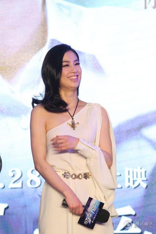 """""""Bạch xà"""" Huỳnh Thánh Y lộ miếng dán ngực-5"""