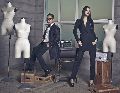 truong ngoc anh tro thanh host project runway 2014 - 7